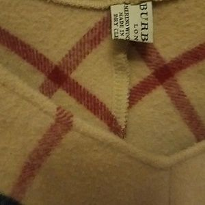 Burberry Jackets & Coats - Toddler girls Burberry cape